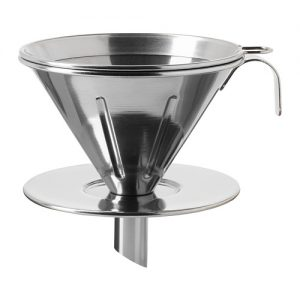 ÖVERST Metal coffee filter