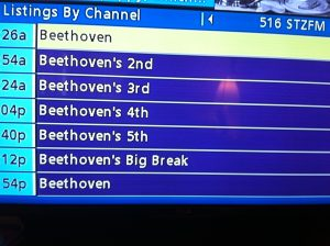 Beethoven Movies